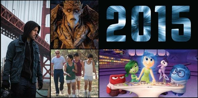 Blockbuster Line Up from Disney Studios 2015