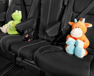 2015 Toyota Sienna : Keeping Us Safe on the Inside