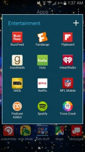 Best Android Apps for Entertaining Yourself in 2015 #ConnectedLife #VZWBuzz