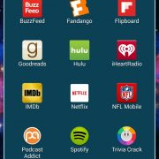 android entertainment apps #connectedlife #vzwbuzz