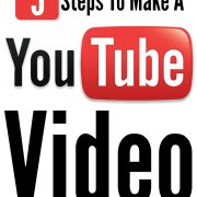 Make a YouTube Video