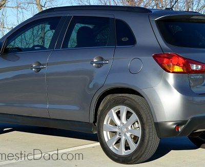 Sights and Sounds of the Mitsubishi Outlander Sport