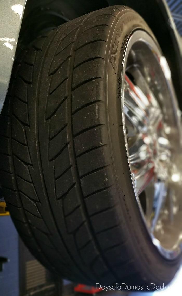 SACWarrior Tire