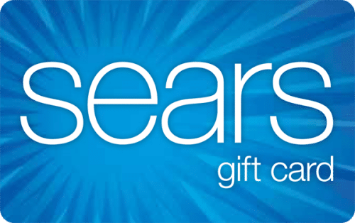 The Sears® Gift Card is issued by SHC Promotions, LLC and is redeemable for goods and services at over 3, participating Sears® and Kmart retail locations in the U.S. and online at Sears.