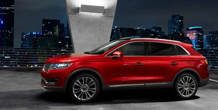Moms and Dads Can Travel in Style With 2016 Lincoln MKX