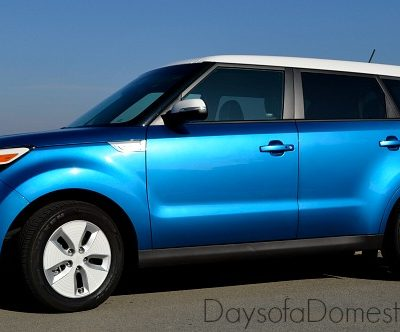 The 2015 Kia Soul EV Gets the Kid Test and Dad Review Challenge