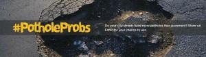 Sears Auto Wants to Combat #PotholeProbs