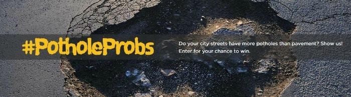 Sears Auto #PotholeProbs