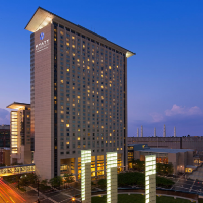 Newly Renovated Hyatt Regency McCormick Place in Chicago