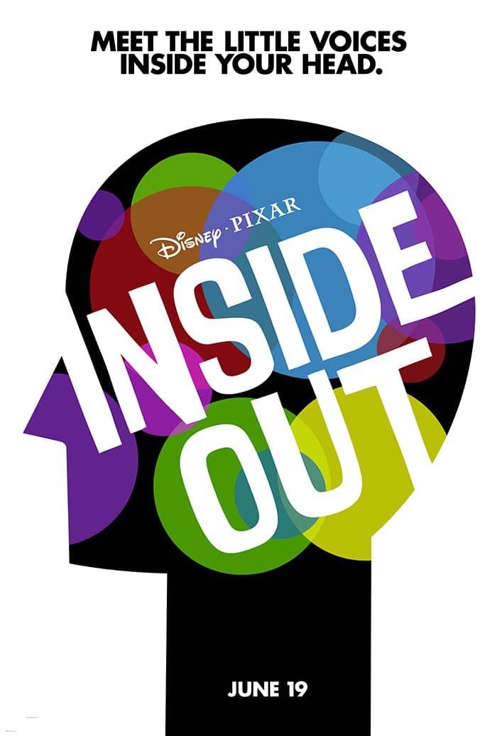 Pixar Inside Out
