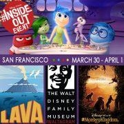 Pixar #InsideOutEvent