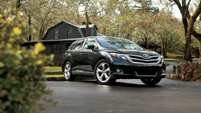 5 Reasons the Toyota Venza is Versatility Made Stylish