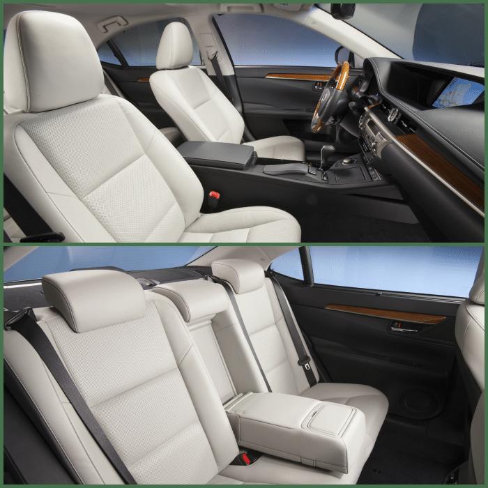 Lexus ES 300H int