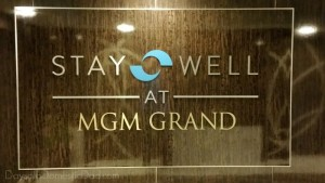 Eat Well and Stay Well at MGM GRAND