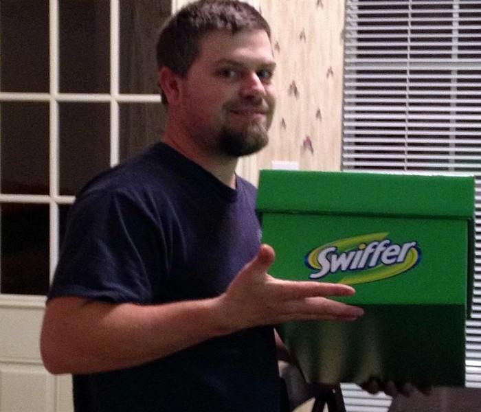 Swiffer Dad Jay