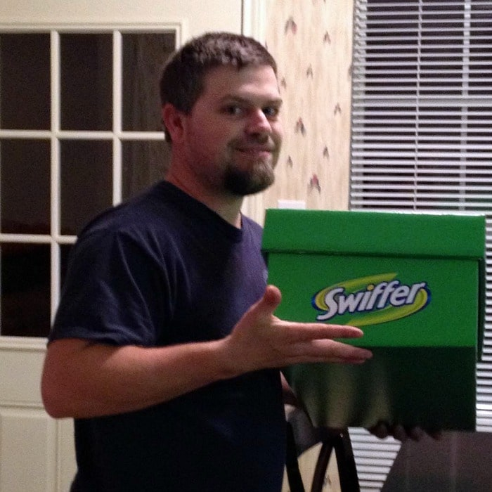 Swiffer Dad Jay