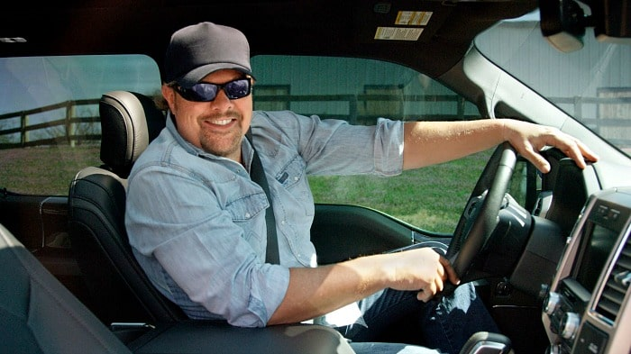 Toby Keith Can't Image Owning Any Other Truck Than a Ford