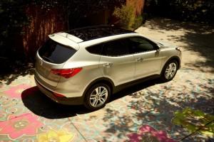 Hands Free and Stain Free – Hyundai Santa Fe Sport