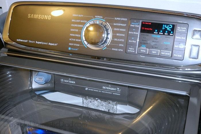 Activewash Laundry Pair #masteryourhome