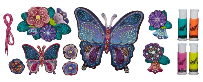 DOHVINCI BUTTERFLY WALL ART Kit