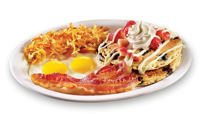 3 Reasons to Try Something New on Denny's Menu