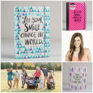 Keep Inspired Throughout the School Year Sadie Robertson School Line – DaySpring