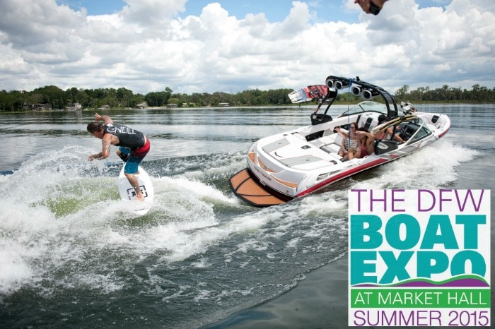 DFW Summer Boat Expo 2015