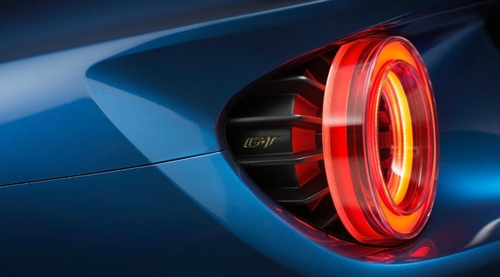 Ford GT Tail light