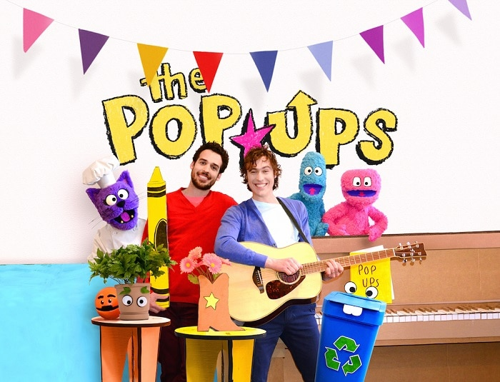 Join Us for the #ThePopUps Twitter Party – June 10th at 3pm EST