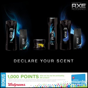 Trade Up and Grow Up, AXE Hair – #AXEManUp