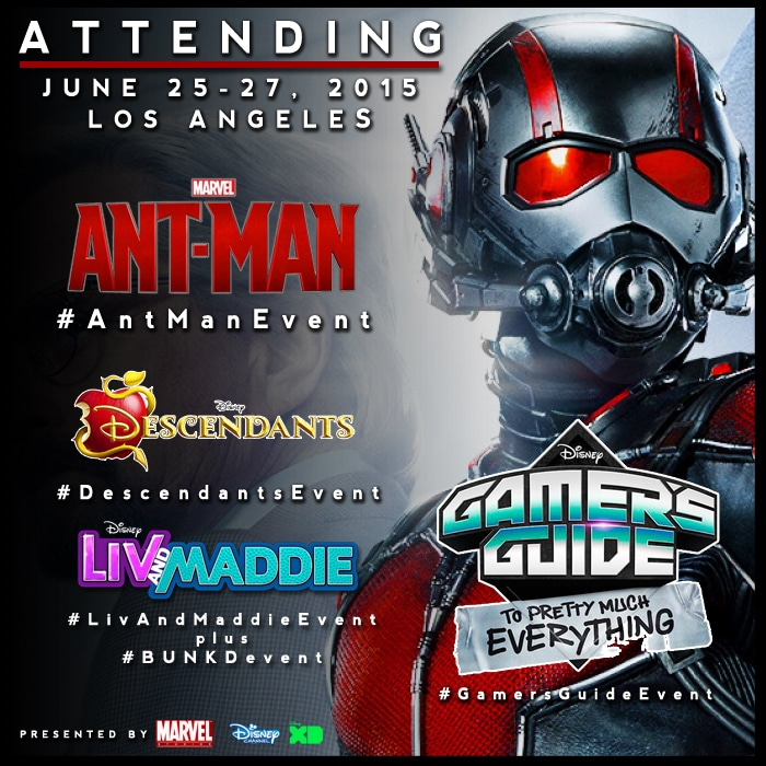 AntMan #AntManEvent