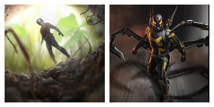 AntMan or YellowJacket