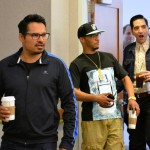 Let Me Introduce You to the Antourage – T.I., Michael Pena and David Dastmalchian
