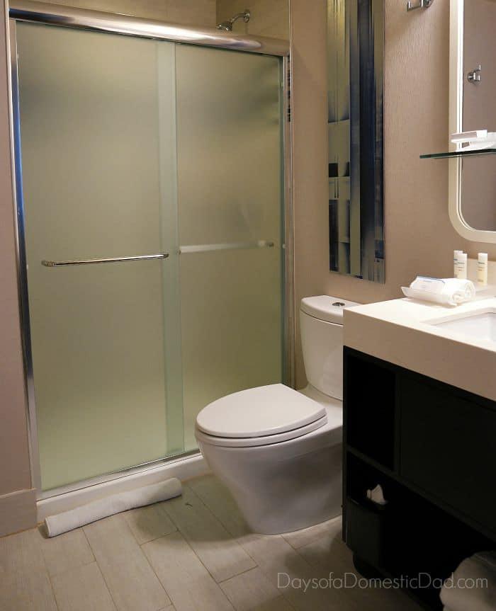 Homewood Suites Bathroom