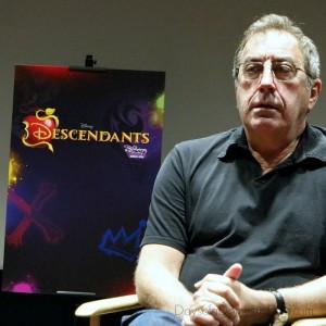 Interview: Disney Descendants Cast & Director Kenny Ortega