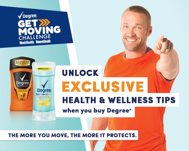 Walgreens Degree Get Moving