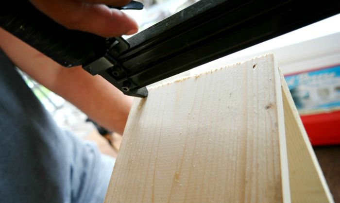 use-nailer-to-assemble-wood-box