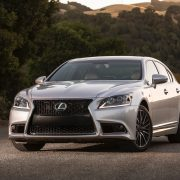 The Lexus LS 460 F-Sport: Family Comfort in a Spacious Ride - #LexusLS 460 #FSport