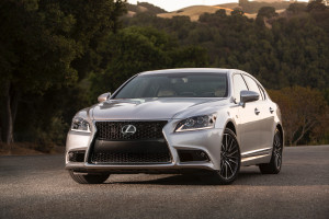 The Lexus LS 460 F-Sport: Family Comfort in a Spacious Ride
