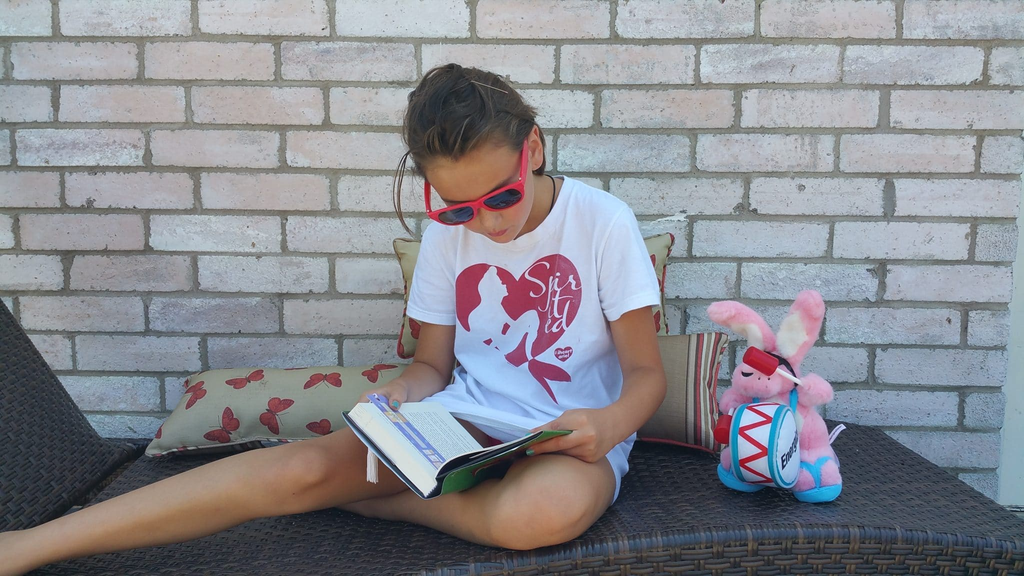 Power Through the Rest of Your Summer With a Book