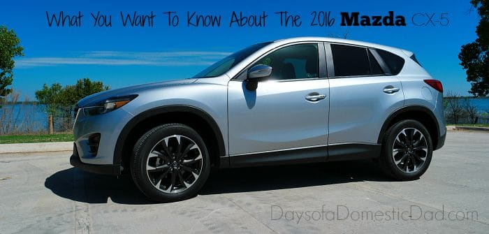 What You Want To Know About The 2016 Mazda Cx 5