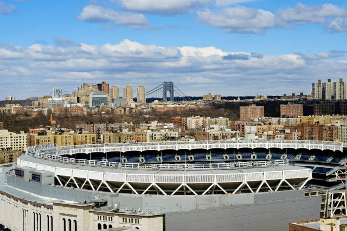Aerial View, South Bronx, Bronx Family Activities in NYC