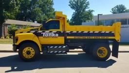 Ford F-750 Tonka Mighty Diesel