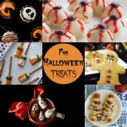 Fun Halloween Treats party parties school