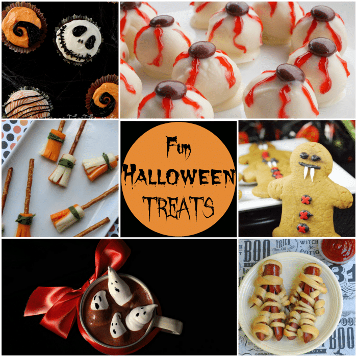 Fun Halloween Treats party parties school