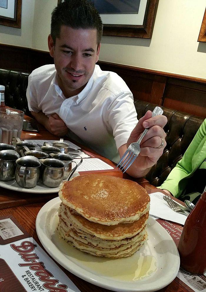 Happy National Pancake Day