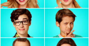 Liv and Maddie collage