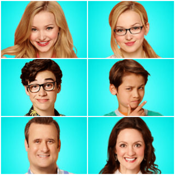 Meet the Cast of Liv and Maddie on Disney Channel : Liv and Maddie collage from daysofadomesticdad.com size 700 x 700 png 841kB