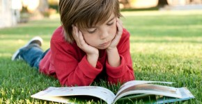 Scholastic Summer Reading Challenge - Outside