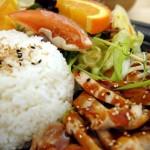 Super Easy 4 Ingredient Teriyaki Chicken